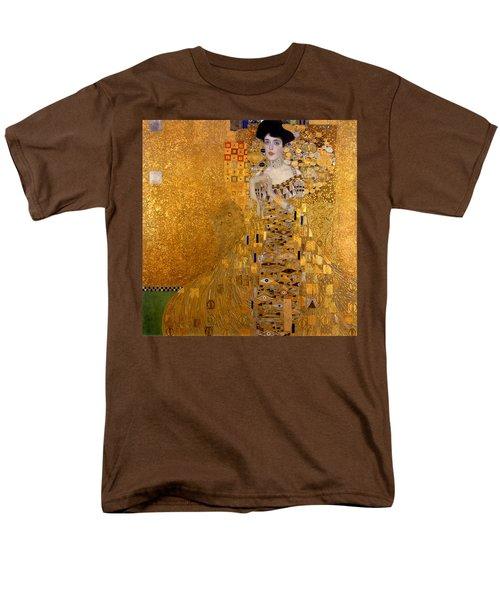 Adele Bloch Bauers Portrait Men's T-Shirt  (Regular Fit) by Gustive Klimt