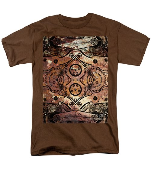 Age Of The Machine 20130605rust vertical T-Shirt by Wingsdomain Art and Photography
