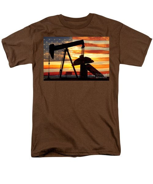 American Oil  T-Shirt by James BO  Insogna