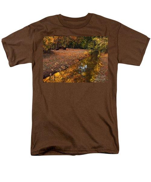 Arizona Autumn Reflections T-Shirt by Mike  Dawson
