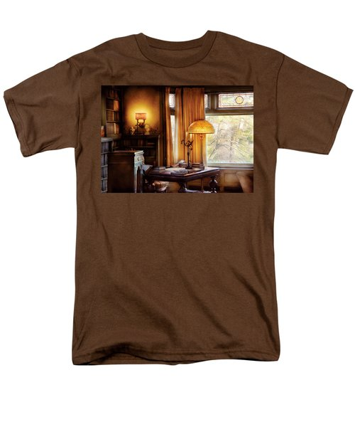 Author -  Style and Class T-Shirt by Mike Savad