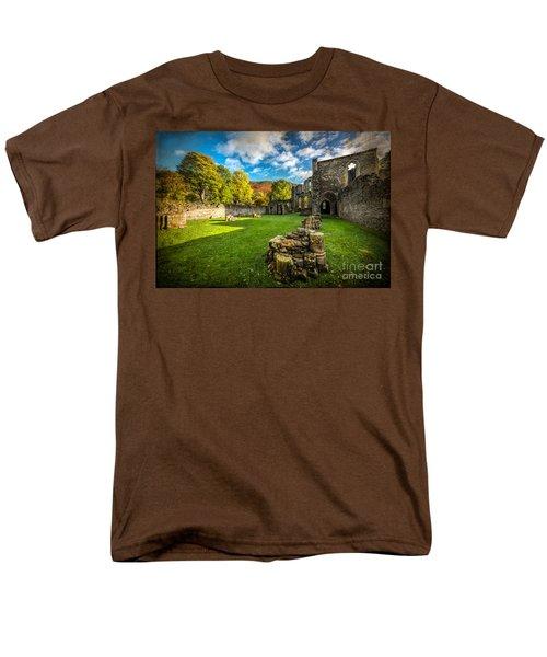 Autumn Ruins T-Shirt by Adrian Evans