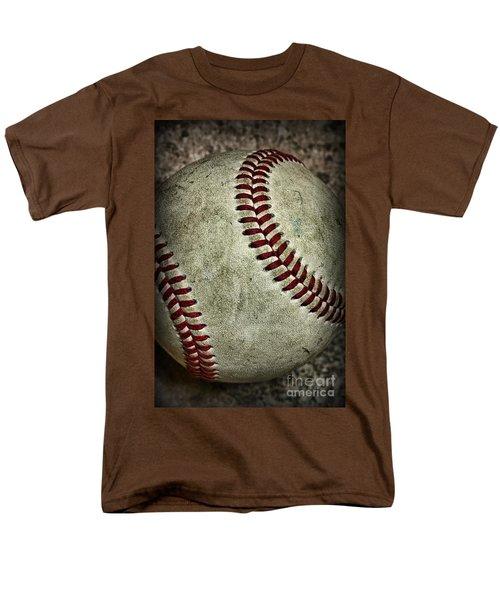 Baseball - A Retired Ball T-Shirt by Paul Ward