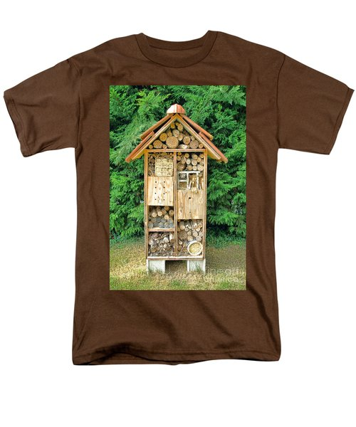 Bee House T-Shirt by Olivier Le Queinec