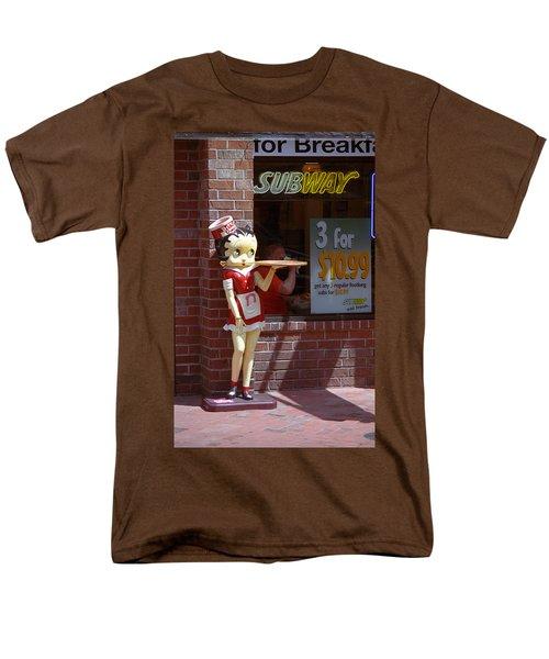 Betty Boop 1 T-Shirt by Frank Romeo