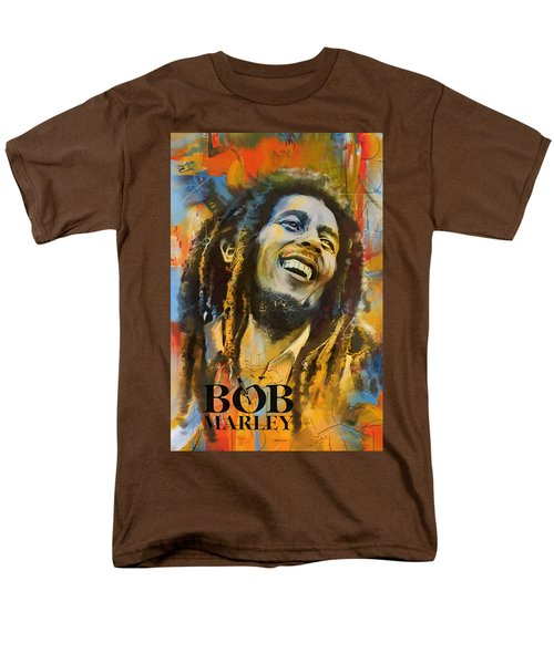 Bob Marley T-Shirt by Corporate Art Task Force