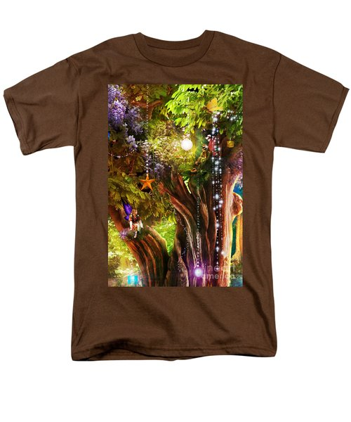 Butterfly Ball Tree T-Shirt by Aimee Stewart