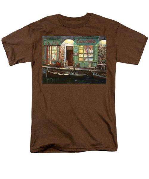 caffe Carlotta T-Shirt by Guido Borelli
