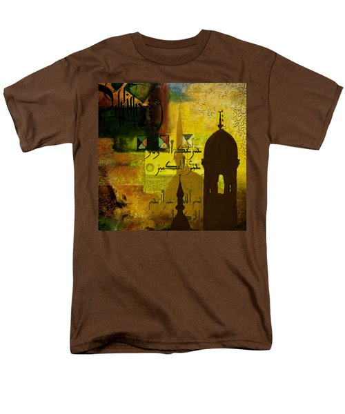 Calligraphy T-Shirt by Corporate Art Task Force