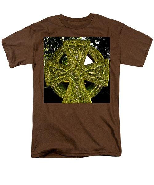 Celtic Cross T-Shirt by David Pyatt
