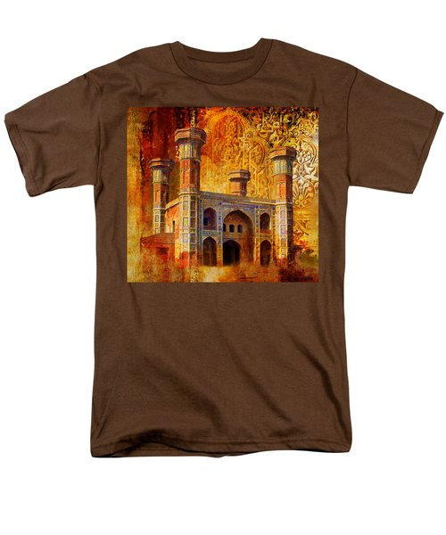 Chauburji Gate T-Shirt by Catf
