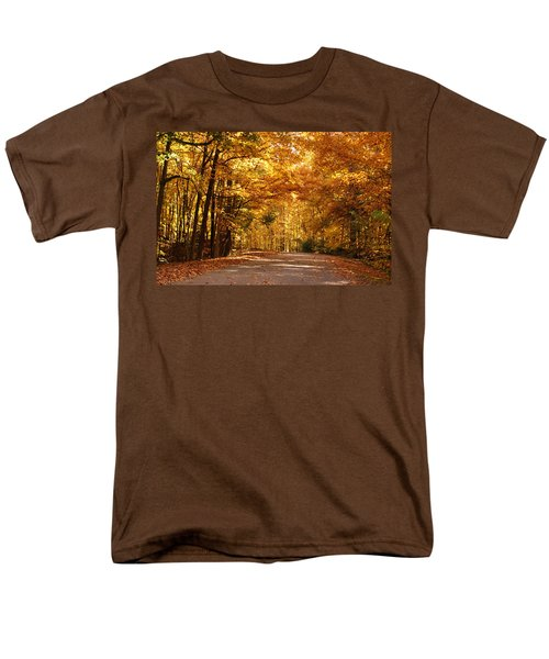 Colorful Canopy T-Shirt by Sandy Keeton