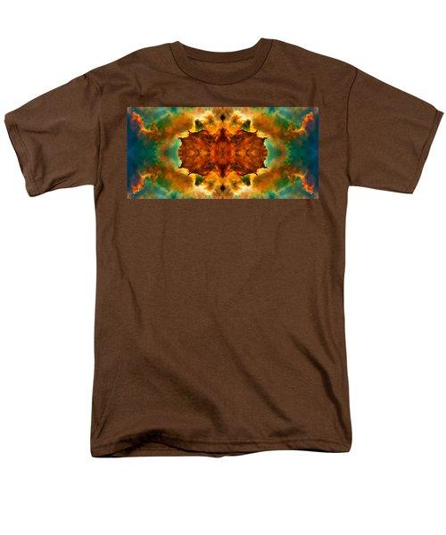 Cosmic Kaleidoscope 2  T-Shirt by The  Vault - Jennifer Rondinelli Reilly