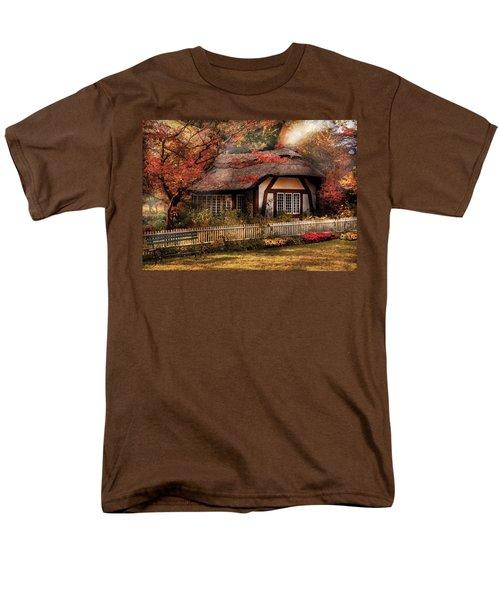 Cottage - Nana's House T-Shirt by Mike Savad