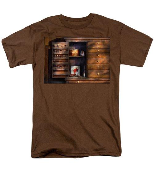 Dentist - Dental Burrs  T-Shirt by Mike Savad