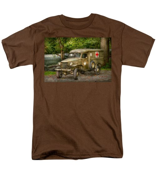 Doctor - MASH Unit  T-Shirt by Mike Savad