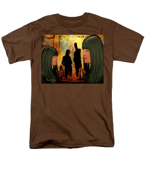 Doppelganger T-Shirt by Chuck Staley