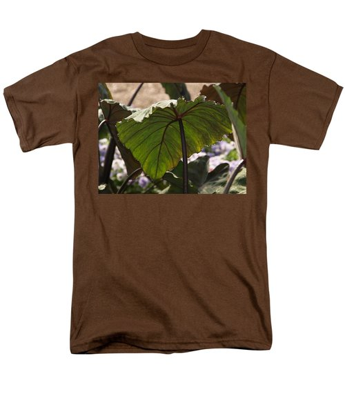 Elephant Ear Men's T-Shirt  (Regular Fit) by James Peterson