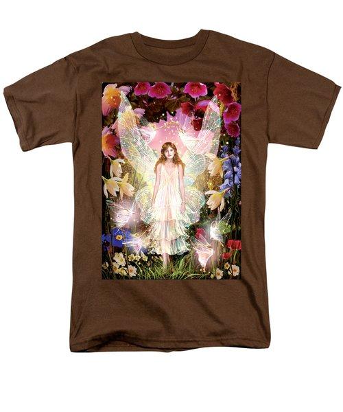 Fairy Crowning T-Shirt by Garry Walton
