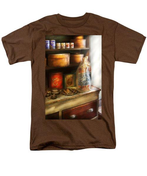 Food - Kitchen Ingredients T-Shirt by Mike Savad