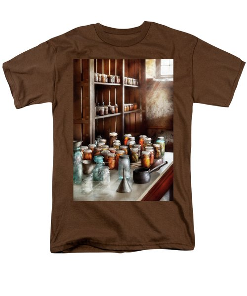 Food - The Winter Pantry  T-Shirt by Mike Savad