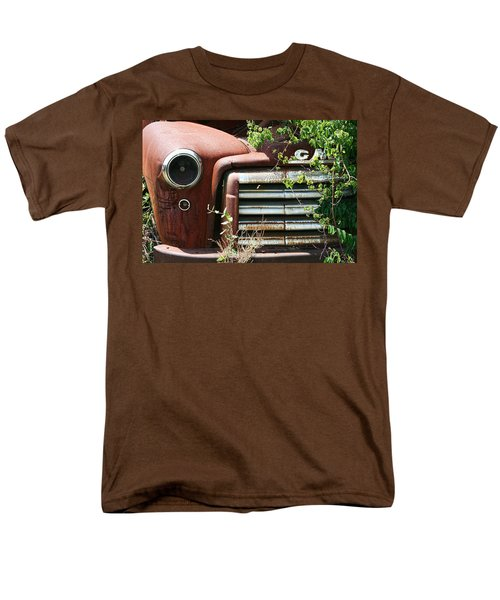 GMC Grill Work T-Shirt by Kathy Clark