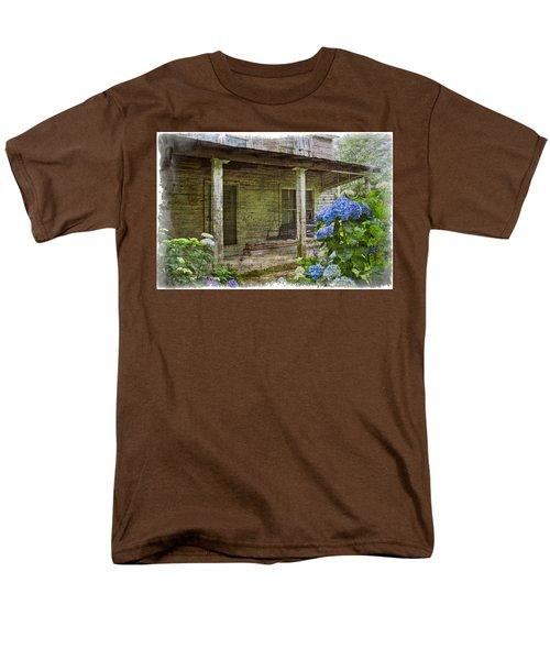 Grandma's Porch T-Shirt by Debra and Dave Vanderlaan