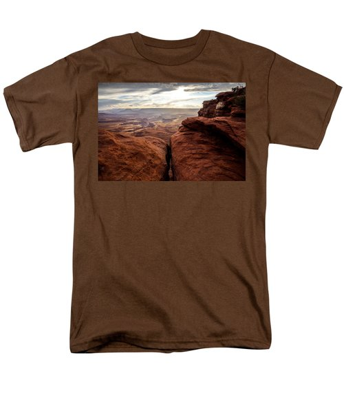 Green River View T-Shirt by Dustin  LeFevre