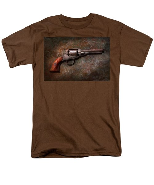 Gun - Police - Dance for me T-Shirt by Mike Savad