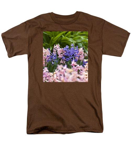 Hyacinth Garden T-Shirt by Frank Tschakert