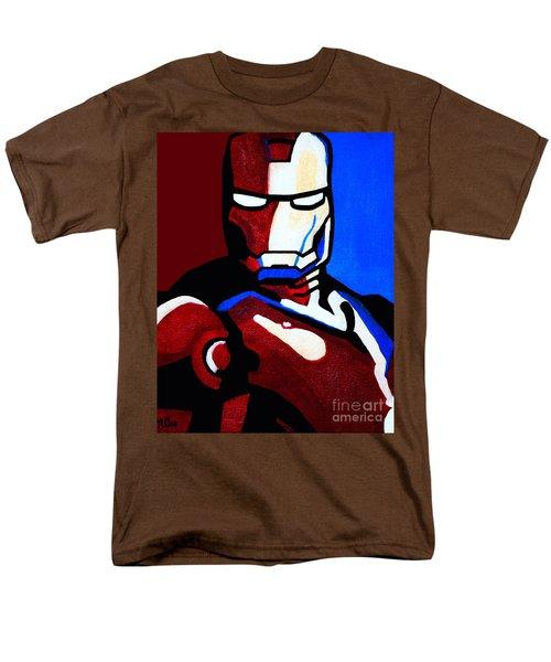 Iron Man 2 T-Shirt by Barbara McMahon