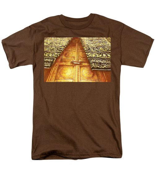 Islamic Painting 008 T-Shirt by Catf