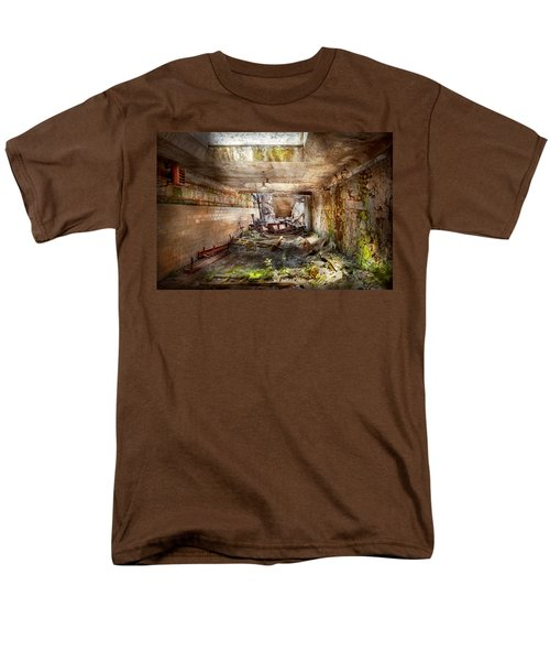 Jail - Eastern State Penitentiary - The mess hall  T-Shirt by Mike Savad