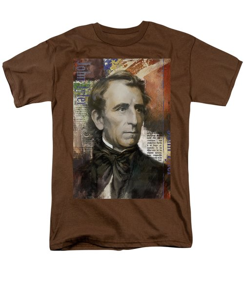 John Tyler T-Shirt by Corporate Art Task Force