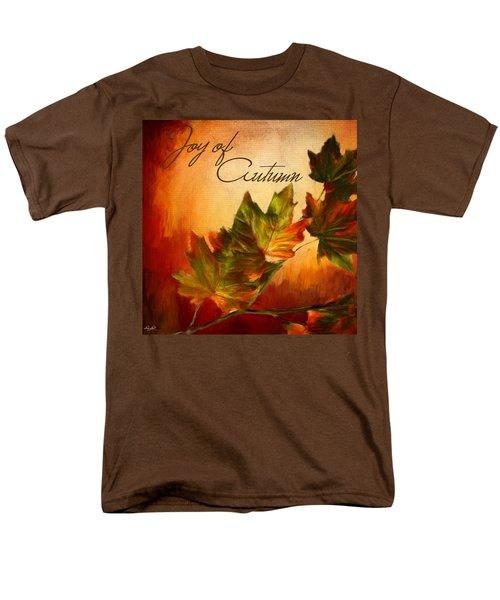 Joy Of Autumn T-Shirt by Lourry Legarde