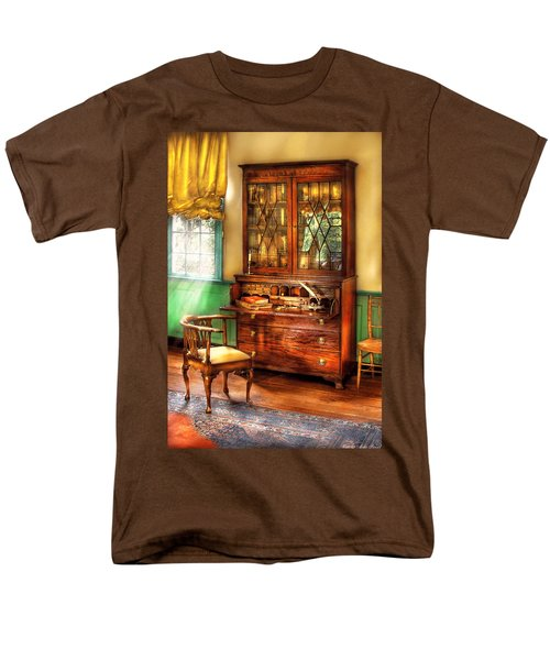 Lawyer - The Lawyers study T-Shirt by Mike Savad
