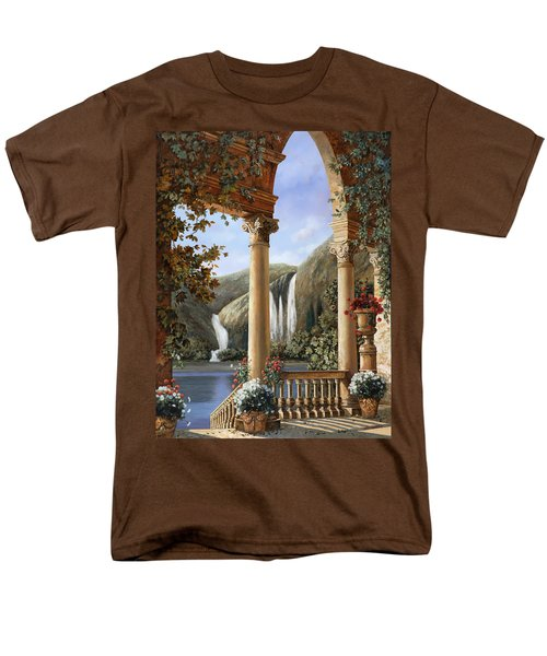 le cascate T-Shirt by Guido Borelli