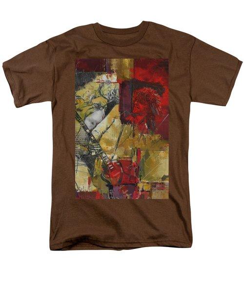 Led Zeppelin Men's T-Shirt  (Regular Fit) by Corporate Art Task Force