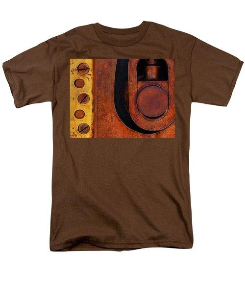 Lock Down T-Shirt by Skip Hunt