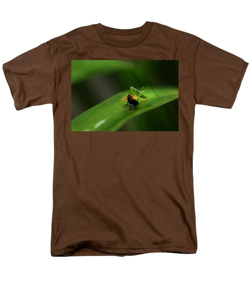 Lunch Time Men's T-Shirt  (Regular Fit) by Michael Eingle