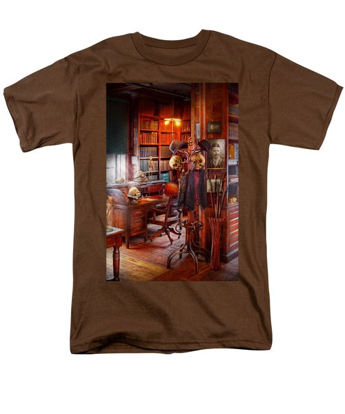 Macabre - In the Headhunters study T-Shirt by Mike Savad