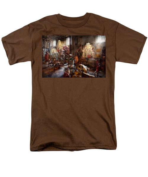 Machinist - A room full of memories  T-Shirt by Mike Savad