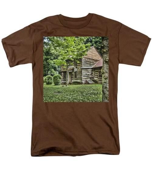 Mary Dells House T-Shirt by Heather Applegate