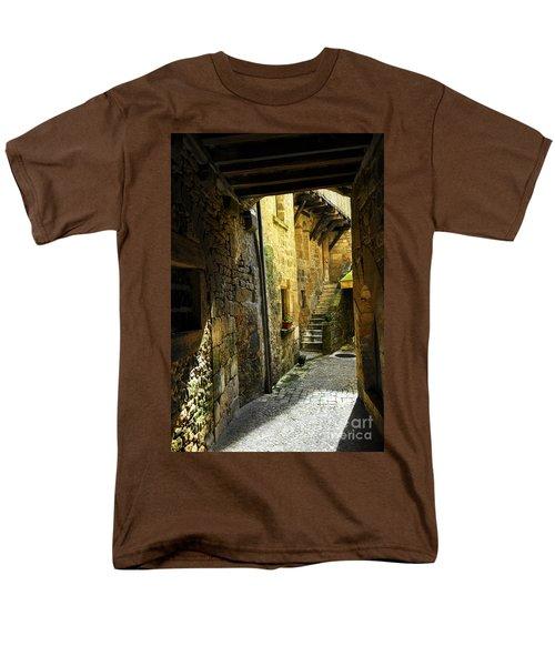 Medieval courtyard T-Shirt by Elena Elisseeva