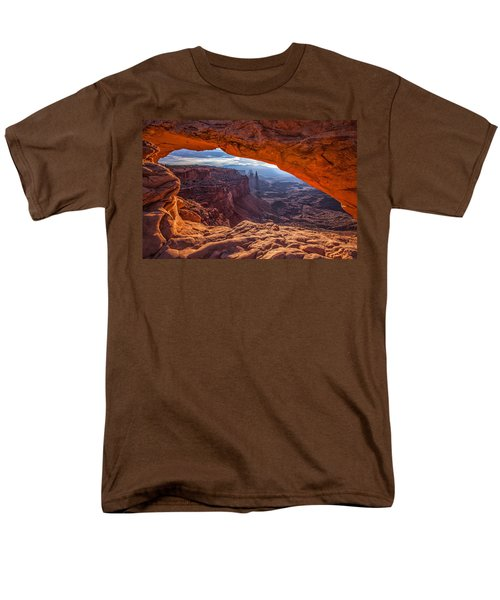 Mesa's View T-Shirt by Darren  White