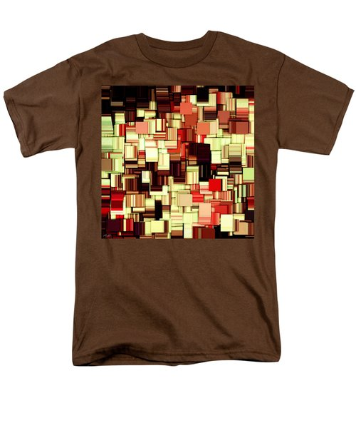 Modern Abstract Art XVII T-Shirt by Lourry Legarde