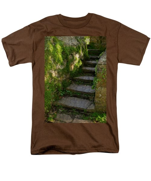 Mossy Steps T-Shirt by Carla Parris