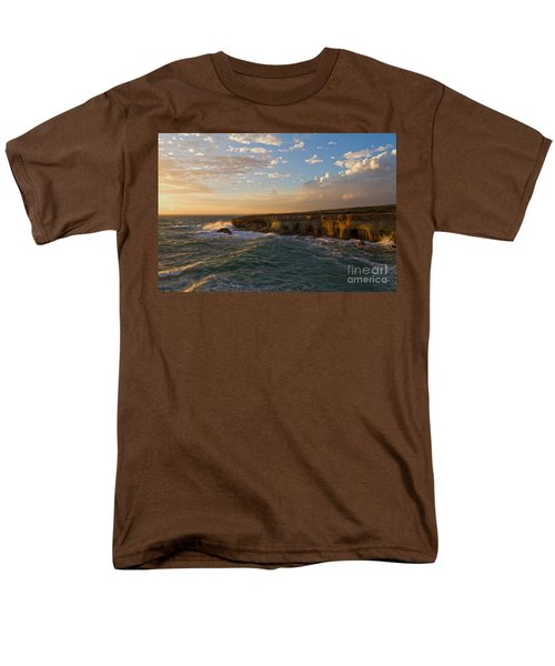 my land is the sea T-Shirt by Stylianos Kleanthous