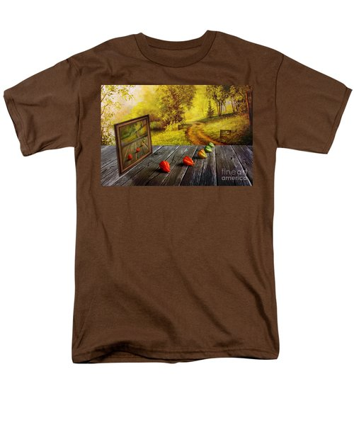 Nature Exhibition T-Shirt by Veikko Suikkanen
