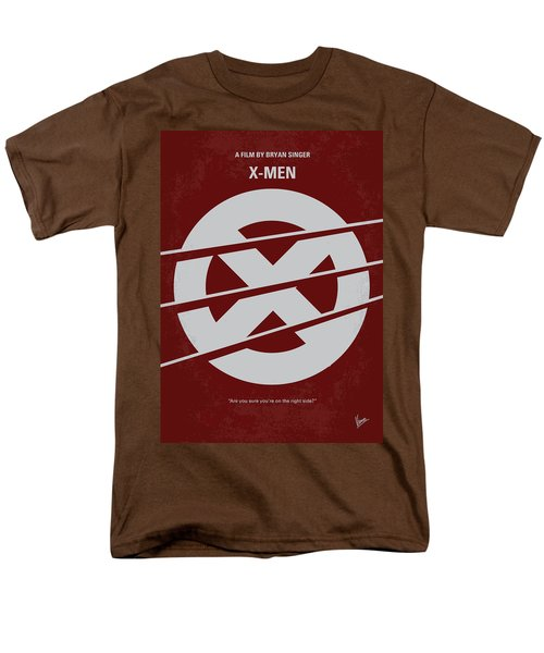 No123 My Xmen minimal movie poster T-Shirt by Chungkong Art